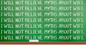 Header De 5 Mythes van Wifi